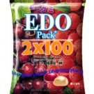 Edo Gummy Candy Lychee & Grape Flavor sweet candies kids