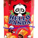 Meiji Hello Panda Chocolate Cream Biscuit Snack Cookie
