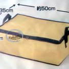 2 Clothing Storage Bags ORGANIZER CLOTHES BEDDING Space Saver Under-bed