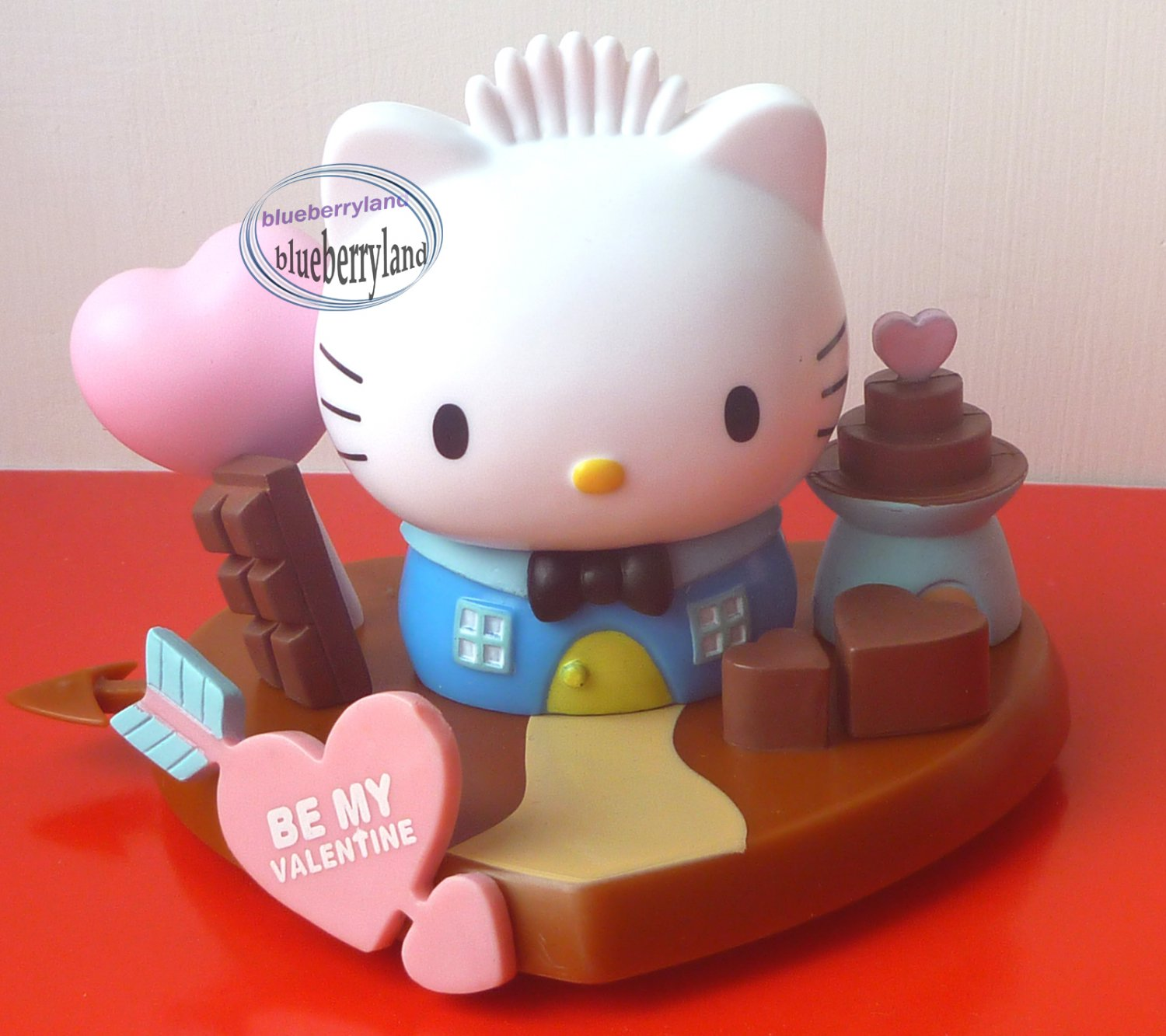 Sanrio Hello Kitty Daniel VALENTINE Collectible Figure Figurine Limited Edition