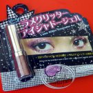 Japan Eye Cosmetic Pinky Snow L'ame Glitter Eyeshadow Gel in Champagne Pink