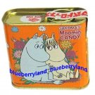 Japan Sakuma Moomin Can Fruit Drops Candy sweets Candies snack kids MM