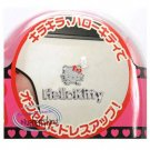 Japan Sanrio Hello Kitty Car Body Plate Decoration Charm + Free Gift  (2 Car Seat Belts)