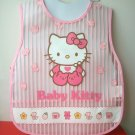 Sanrio Hello Kitty Baby Bib Muslins feeding kids waterproof bibs girls Q4
