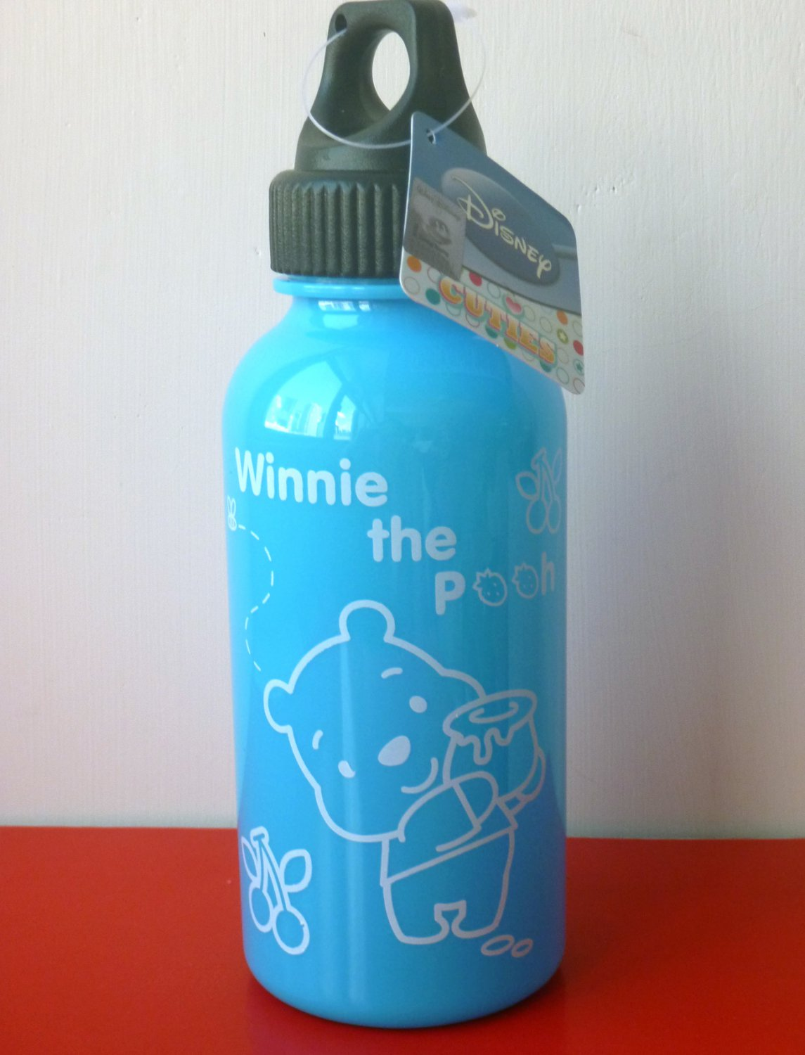 Disney WInnie the Pooh Water Bottle drink Container school ladies