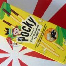 Glico Banana Coated Chocolate flavor Biscuit Sticks snack x 2 Boxes