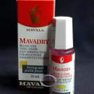 Nail Care Mavala Mavadry Nail Polish Dryer manicure time saver 10ml