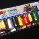 Ritter Sport Mini Vielfalt Chocolate Schokolade Sweets snack 150g snack