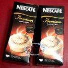 Nestle NESCAFE Premium Cappuccino Instant Coffee MixCafé (2 Boxes)