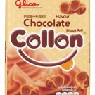 Glico Chocolate Flavor Collon Mini Waffle Biscuit Rolls snack sweets candy