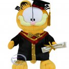 "Garfield 14"" Tall Plush Doll figure figurine Graduation GIFT school university girls"