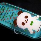 Japan Bento 2-Tier Lunch Box Set Belt fork spoon chopsticks kitchen lunchbox panda