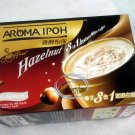 Aroma IPOH Hazelnut Coffee mix 10 sachet instant drink home office