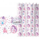 Disney Princess SHOWER CURTAIN bathroom accessories household Q14
