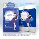 TT Q10 Rejuvenating Hydrating Mask 10pcs Hyaluronic Acid MASKS ladies skin care