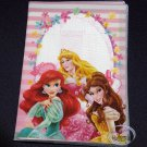 Disney PRINCESS Passport Holder cover travel Q14