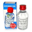 France Ricqles Peppermint Cure Medicated Oil 50ml for Indigestion Insect Bite 法國雙飛人藥水
