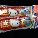 Sanrio HELLO KITTY Curtain Holder x 2 bedroom window