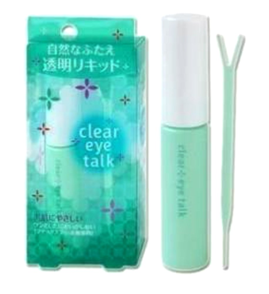 Japan Koji Clear Eye Talk Double Eyelid Glue 7ml Makeup Eyes Mascara