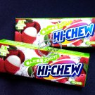 Morinaga Hi-Chew Lychee Flavour Soft Candy chewy sweets 2 packs + 1 Free Pack