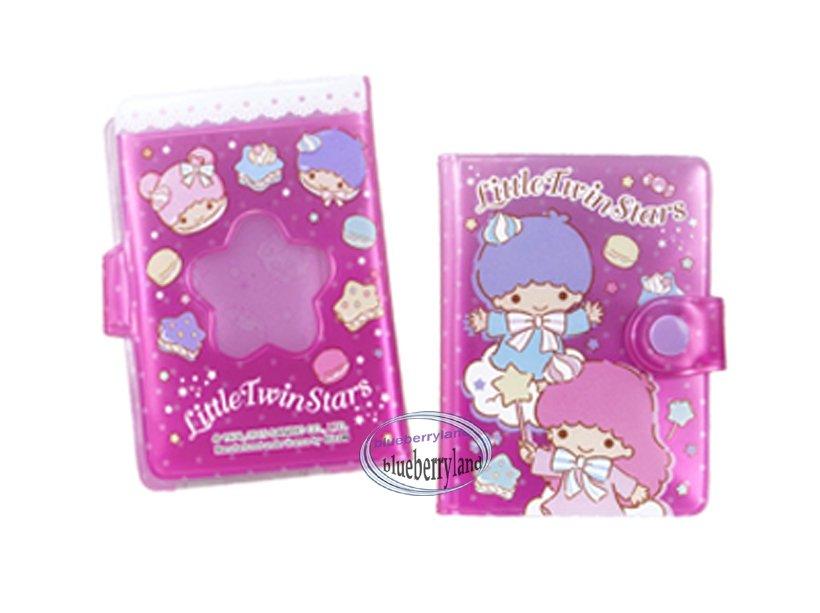 Sanrio Little Twin Stars ID Credit Card Organizer holder bag Q15