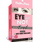 FAITH IN FACE FACIAL CARE EYE MASK EYE AM NOT TIRED 4 sets Eye area skin care