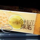 Imperial choice aromatic Osmanthus flower green tea Bag 25 bags sets healthy beverage drink