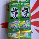 DARLIE Tea Care Organic GREEN TEA Fluoride Toothpaste Teeth Care 2x 160g