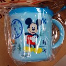 Disney MICKEY MOUSE Plastic Cup mug 250ml kids child Q4