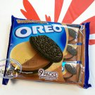 Oreo Peanut Butter & Chocolate flavor Sandwich cookie Biscuit packs sweets treats snacks