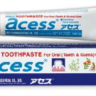 Japan Sato Acess Herbal Toothpaste Gingivitis & Pyorrhea