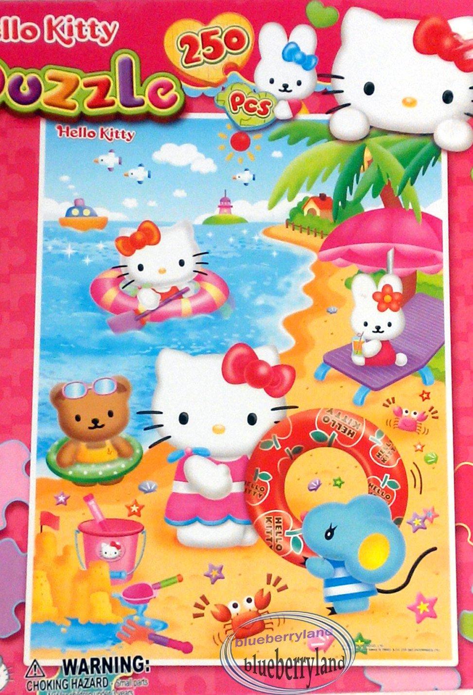 Sanrio Hello Kitty 250 PCS Jigsaw Puzzle games TOY christmas gift