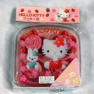 Japan Sanrio Hello Kitty Cookie Cutter & Stamp Mold 4 cookies Mould set