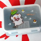 Mcdull Plastic Lunch Box SANDWICH Lunchbox FOOD STORAGE CONTAINER