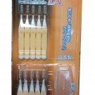 Dent-Inn IX interdental brush 15 pcs with 4 M (1.2 mm) Oral Care