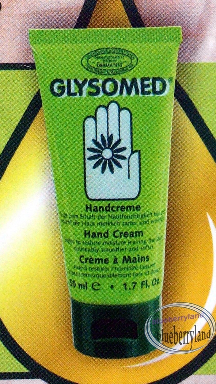 Glysomed Hand Cream Travel Size (50mL / 1.7 fl oz)