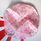 Sanrio HELLO KITTY Shower cap for adult girls kids bathroom