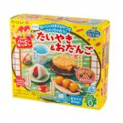 Japan Kracie TAIYAKI & ODANGO DIY Candy Kit Happy kitchen snack sweet