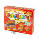 Bourbon Every Burger x 3 Packs Japanese Chocolate Mini Hamburger Cookies biscuits snack sweet candy
