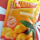 Philippine Guadalupe Dried Mangoes Mango Snack sweets snacks dry fruits ladies