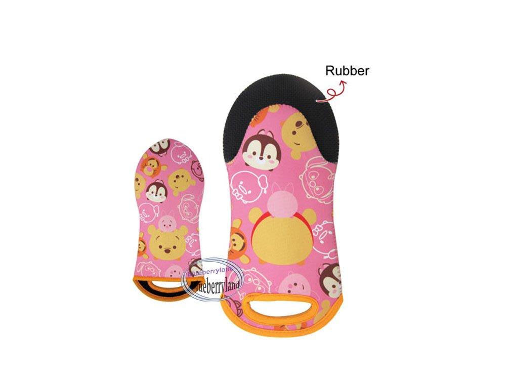 Disney Tsum Tsum Winnie the Pooh Oven Glove Mitt Home Kitchen Adult
