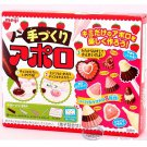 Japan Meiji Apollo DIY Strawberry Chocolate Candy Kit snack sweet