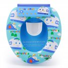 Sanrio Shinkansen Baby Soft Padded Potty Toilet Training Seat