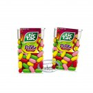 Tic Tac Fruit Adventure Flavor Candy Mints 2x 24g candies