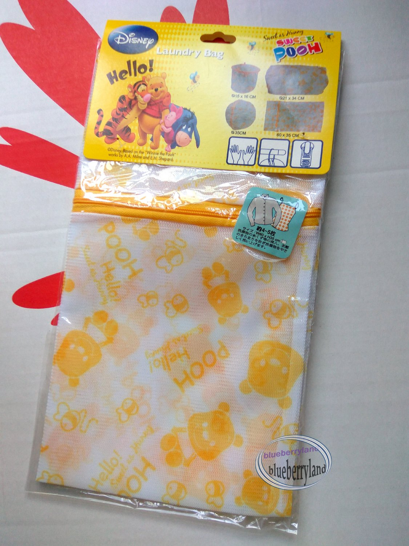Disney Winnie the Pooh Laundry Bra Underwear Net Care Wash Bag ladies Delicate Lingerie