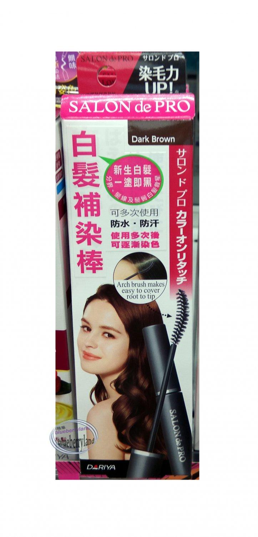 Salon De Pro Color On Retouch Dark Brown Hair Color Non Smell Speedy