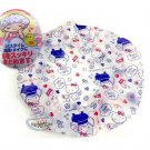Japan Sanrio HELLO KITTY Shower cap hat for adult children bathroom bath accessories ladies