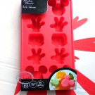 Disney MICKEY MOUSE SILICONE Mold Chocolate ICE Mould jello kit Japan