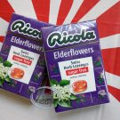 Ricola Elderflowers Swiss Herb Lozenges Sugar free Mint Drops Candy 2 boxes Candies snack sweet