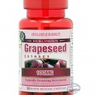 Holland & Barrett Double Strength Grapeseed Extract 100mg 50 Capsules supplement health care